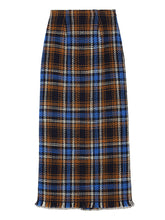 Load image into Gallery viewer, Wool Roving Skirt (SWFS184141)