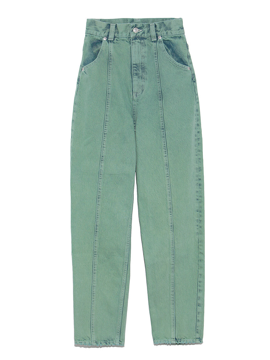 High Waisted Denim Pants (SWFP191148)