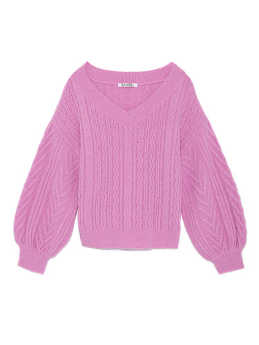 Color Knit Pullover (SWNT186311)