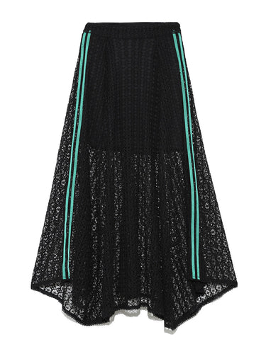 Side Line Lace Skirt (SWFS191082)