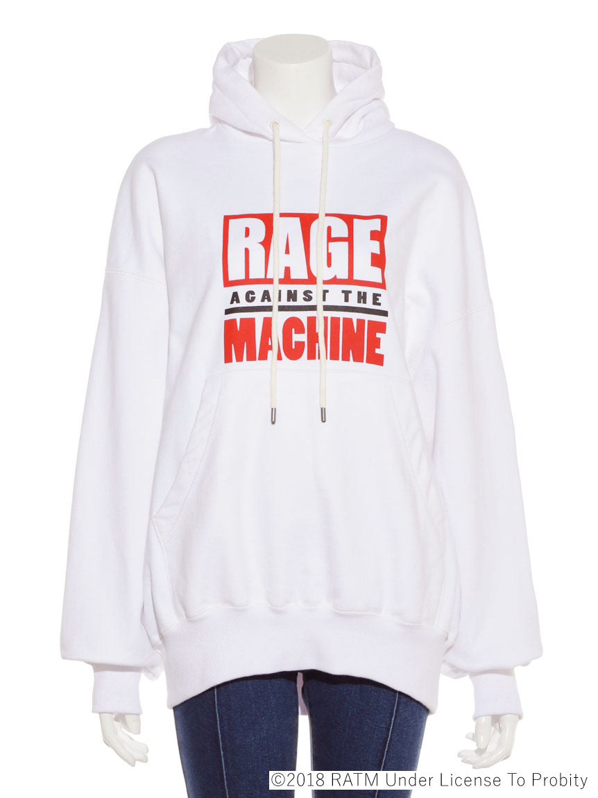 Rage Against The Machine Collaboration - Logo Hoodie (SWCT184135)