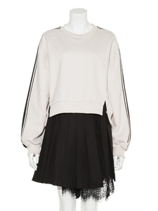 Sweater / Skirt Dress (SWFO185025)