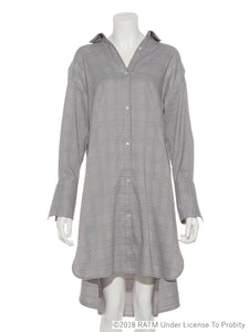 Rage Against the Machine Collaboration - Embroidered Shirt Dress (SWFO184179)