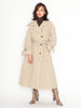 Insulated Trench Coat