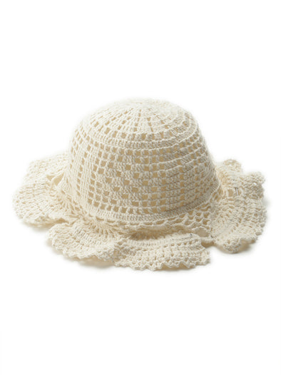 Crochet Knit Hat