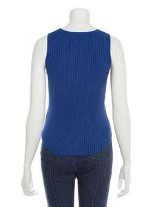 American Sleeve High Neck Knit (SWNT184109)