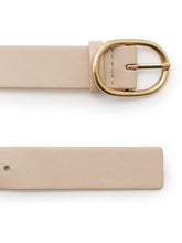 Load image into Gallery viewer, Metal buckle slim belt