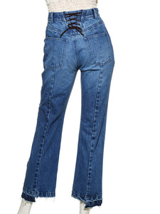 Skinny Denim Pants (SWFP191146)