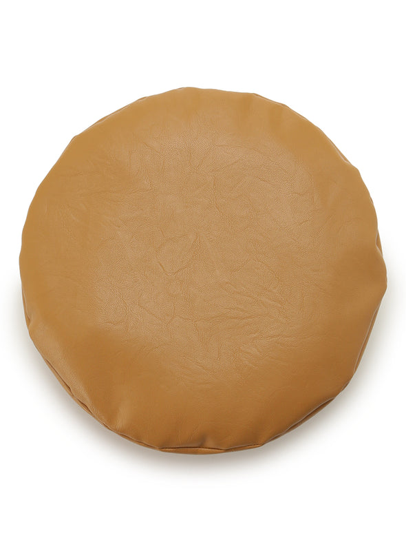 Eco Faux Leather Beret