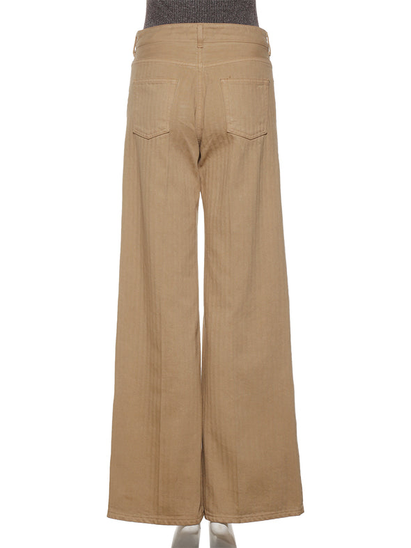 Flare Wide Pants