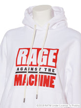 Load image into Gallery viewer, Rage Against The Machine Collaboration - Logo Hoodie (SWCT184135)