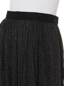 Shiney Lined Skirt ( SWFS192093 )
