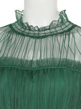Load image into Gallery viewer, Tulle Design Dress (SWFO185031)