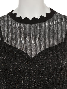 Sparkle Non-Sleeve Tops