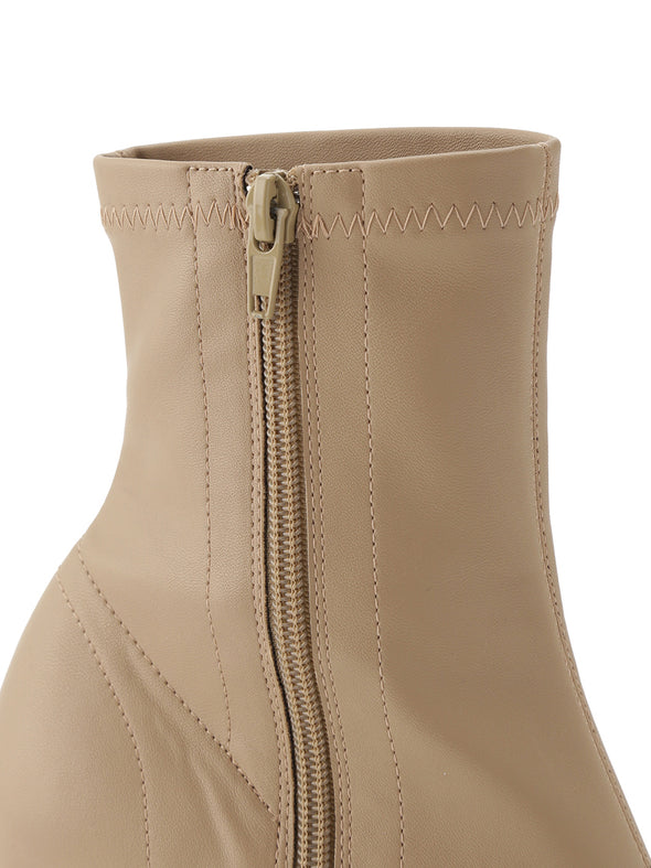 Stretch Short Boots