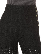 Load image into Gallery viewer, Crochet Knit Pants (SWNP192104)