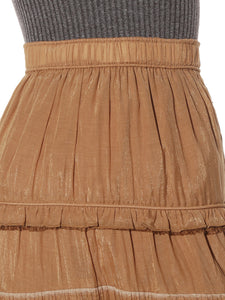 Panel Tiered Skirt ( SWFS192091 )