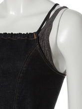 Load image into Gallery viewer, 2 Way Denim Jumpsuit (SWFO192025)