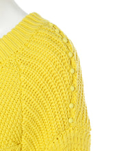 Load image into Gallery viewer, Oversized Cable Knit Sweater (SWNT184103)