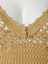 Load image into Gallery viewer, Crochet Camisole (SWNT191078)