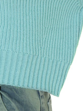 Load image into Gallery viewer, Cropped Turtle Rib Knit Pullover (SWNT191108)