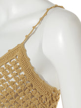 Load image into Gallery viewer, Crochet Camisole
