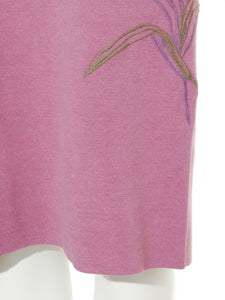 Embroidered Dolman Dress (SWNO185047)