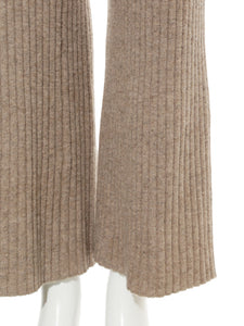 Wool Rib Knit Pants (SWNP184164)