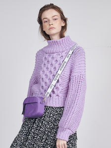 Cable Knit Pullover (SWNT185066)