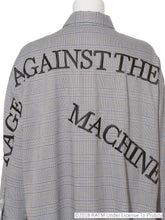 Load image into Gallery viewer, Rage Against the Machine Collaboration - Embroidered Shirt Dress (SWFO184179)