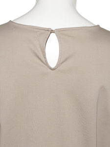 Top with volume sleeves