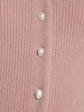 Load image into Gallery viewer, Peplum Pear Bijou Button Cardigan (SWNT185057)