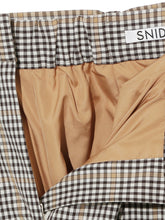 Load image into Gallery viewer, Check Patterned Wide Pants (SWFP184170)