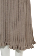 Load image into Gallery viewer, Rib Knit Long Dress