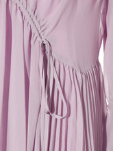 Load image into Gallery viewer, Pleated Detail Mini Dress (SWFO185019)