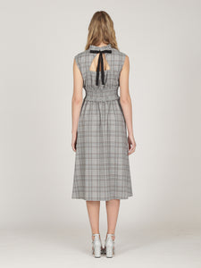 Shirred Waist Dress (SWFO184065)