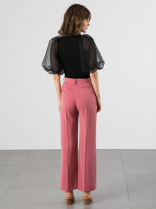 Straight Color Pants (SWFP191147)