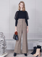 Load image into Gallery viewer, High Waisted Wide Pants
