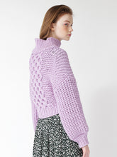 Load image into Gallery viewer, Cable Knit Pullover (SWNT185066)