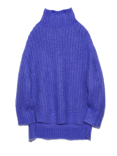 Mohair Knit Pullover