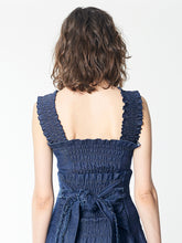 Load image into Gallery viewer, Shirring Corset Tank Top (SWFB192054)