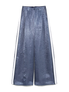 Side Lined Skirt-like-Pants (SWFP184160)