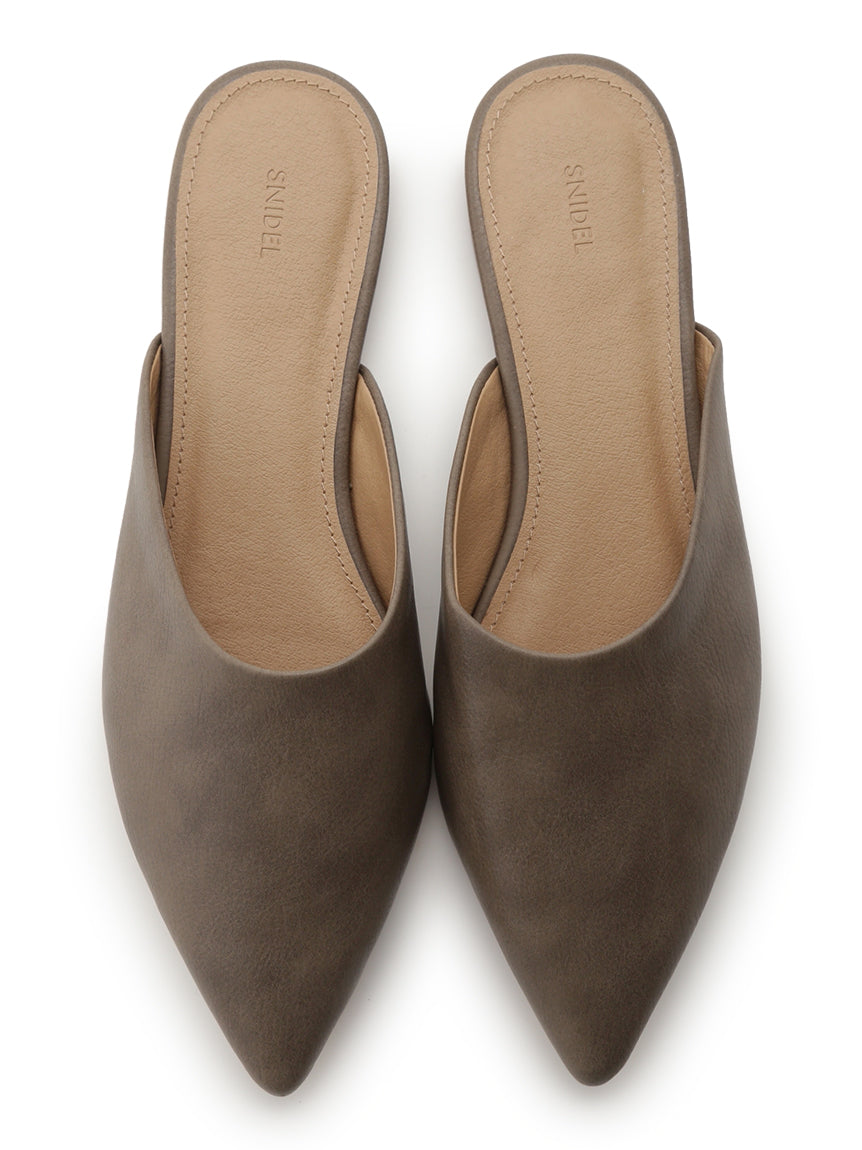 Pointed Toe Flat Shoes (SWGS194615)