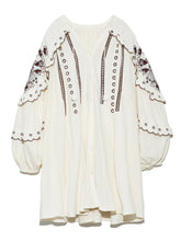 Load image into Gallery viewer, Bohemian Tunic Dress (SWFO191034)