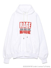Load image into Gallery viewer, Rage Against The Machine Collaboration - Logo Hoodie