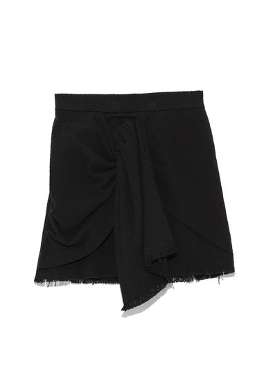 Volume Wrapped Shorts