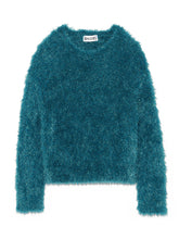 Load image into Gallery viewer, Fur Like Knit Top (SWNT184120)