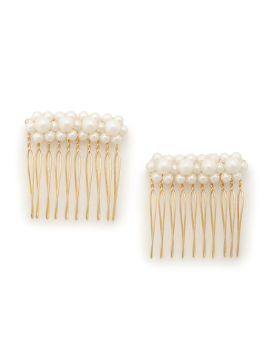 Variations pearl barrette
