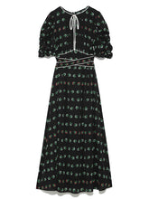 Load image into Gallery viewer, Mini Flower Patterned Dress (SWFO191031)