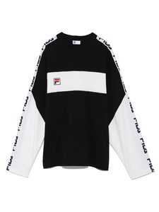 FILA Collaboration Long T-shirts (SWCT186332)